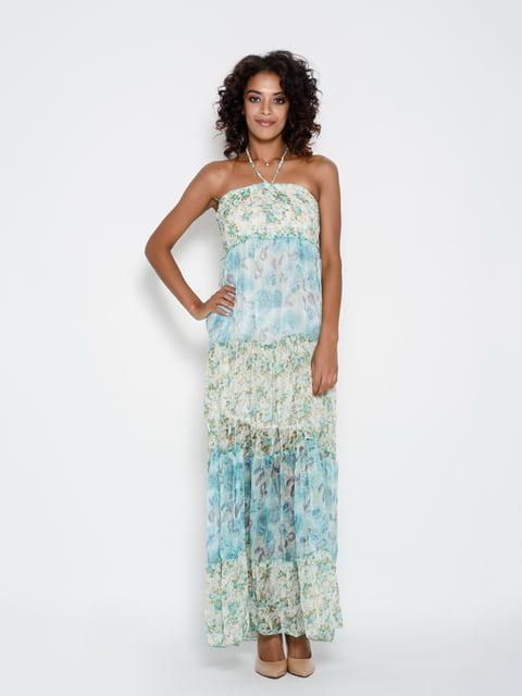 Платье в цветочный принт Magnet 5087617