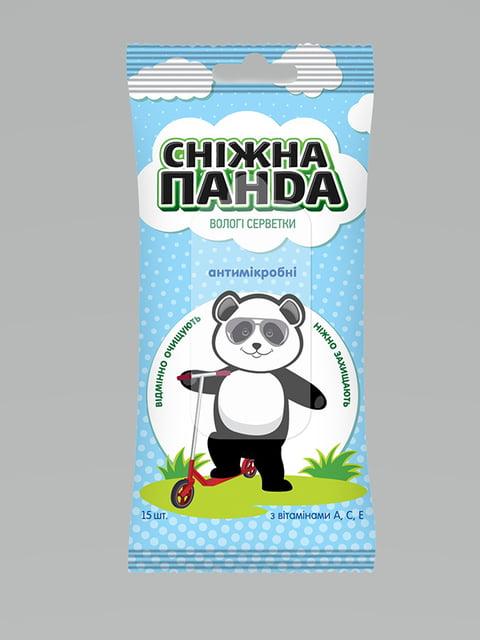 Влажные салфетки (15 шт.) Снежная панда 5099083