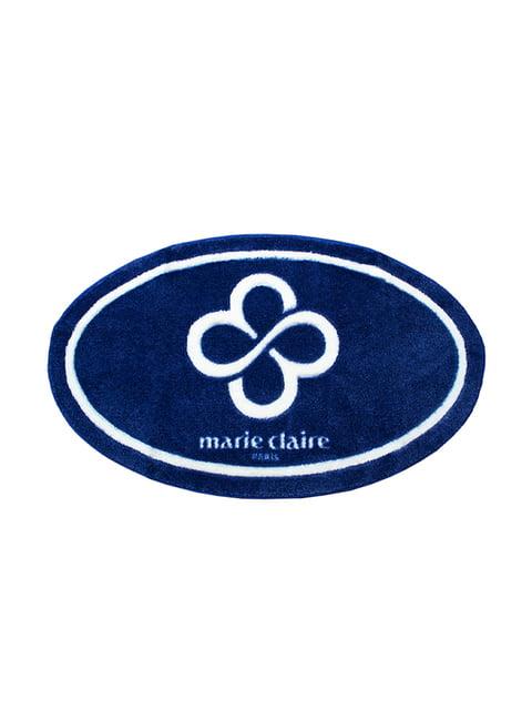 Коврик для ванной голубой (66х107 см) Marie Claire 4909185
