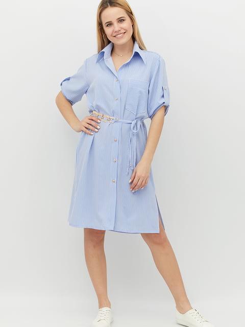 Платье голубое Alana 5099552