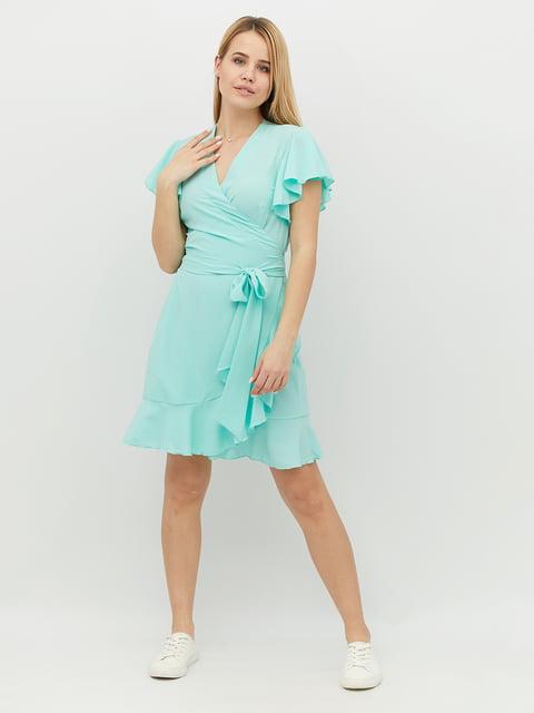 Платье мятного цвета Alana 5099553