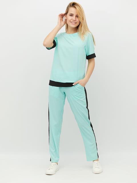 Комплект: футболка и брюки BesTiA 5099606