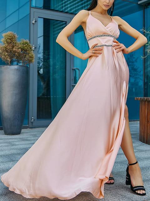Платье персикового цвета Seventeen 5100670