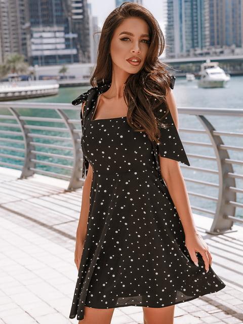 Платье черное Gepur 5100580