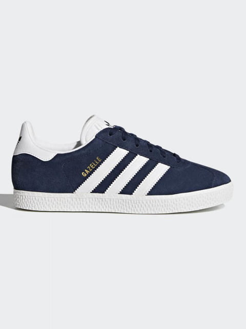 Кроссовки темно-синие Adidas 5085624
