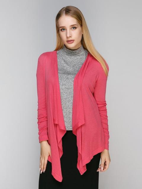 Кардиган рожевий Bershka 2334044