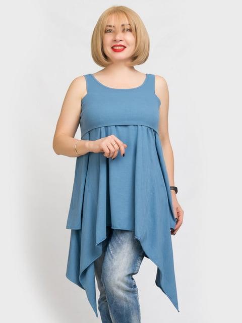 Туника голубая LibeAmore 5101257