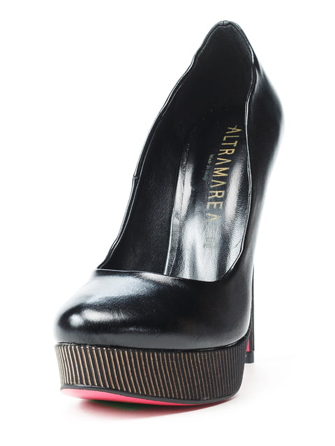 Туфли черные ALTR 5094320