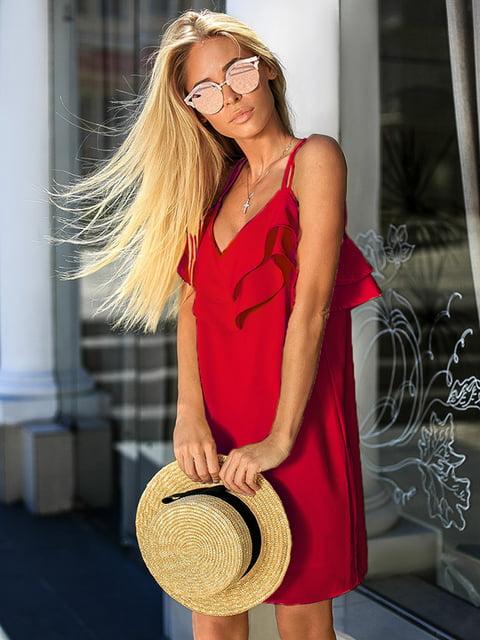 Сукня червона Gepur 5103477