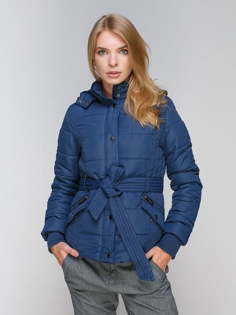 Куртка синя Alcott 4644045