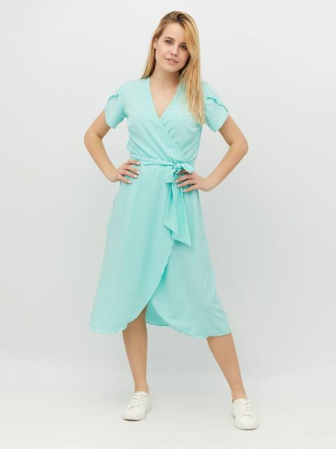Платье мятного цвета BesTiA 5103706