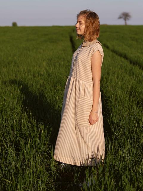 Платье в полоску I AM 5086777