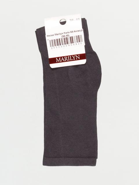 Шкарпетки темно-сірі Marilyn 3914393