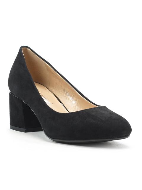 Туфли черные Blizzarini 5062357