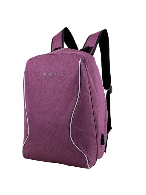 Рюкзак бузкового кольору Eterno 5087423