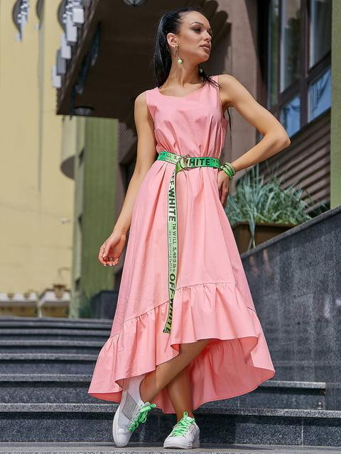 Платье розовое Seventeen 5106849