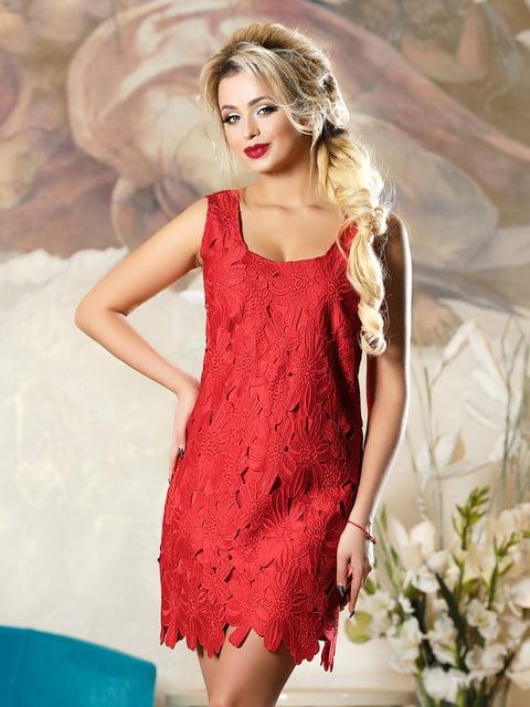 Платье красное Seventeen 5106872