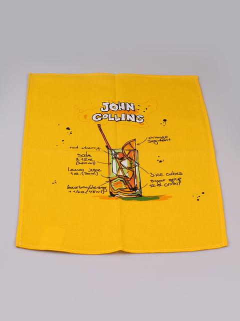 Рушник вафельний (45х60 см) Biltex 4973308