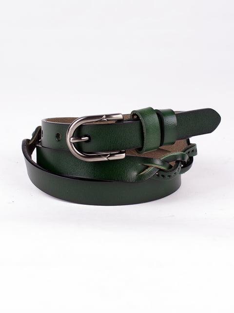 Ремінь зелений Paolo Rossi 5054702