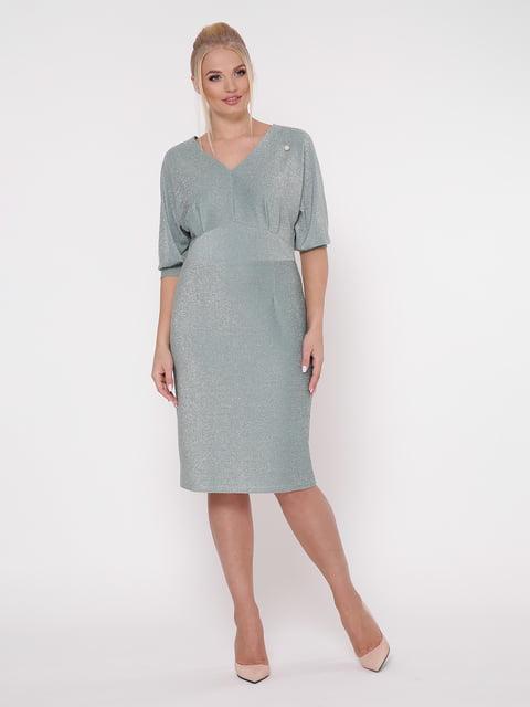 Платье зеленое VLAVI 5108956