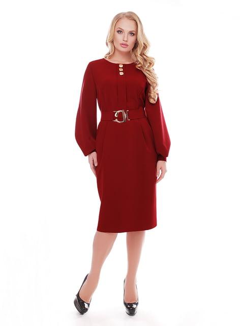 Сукня бордова VLAVI 5109013