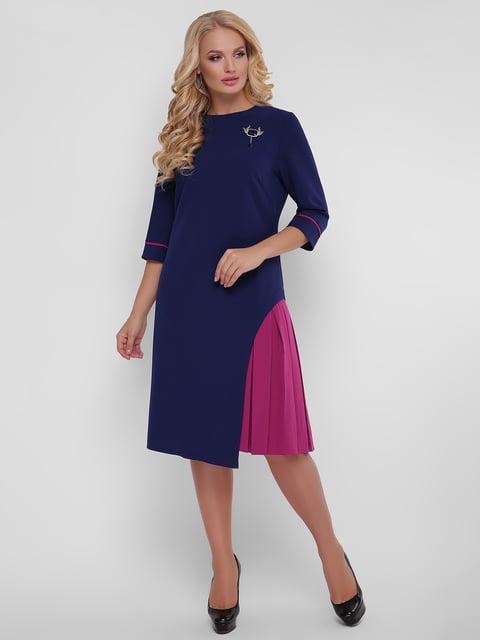 Платье сине-розовое VLAVI 5109083