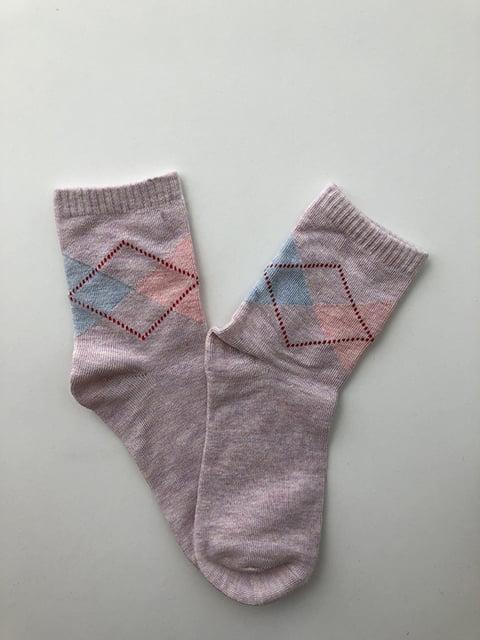 Шкарпетки бузкові Nettle 5106880