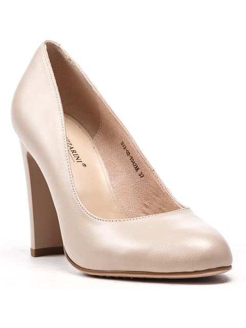 Туфлі бежеві Blizzarini 5104876
