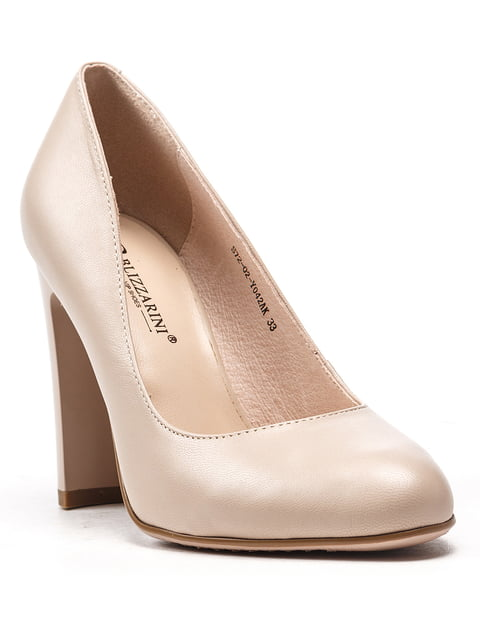 Туфлі бежеві Blizzarini 5104880