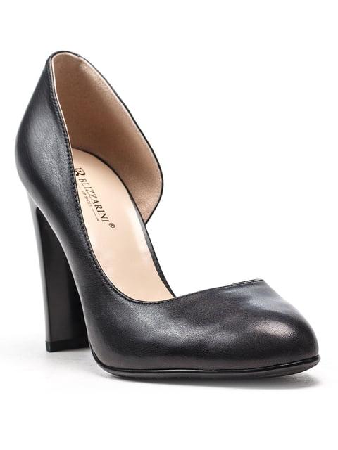 Туфли черные Blizzarini 5104877