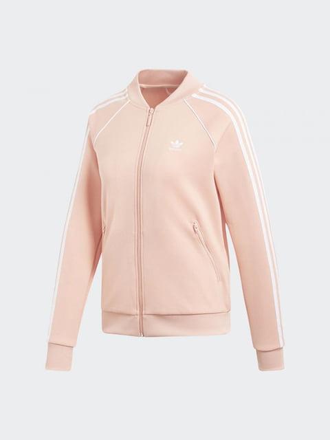 Олимпийка розовая Adidas 5066098
