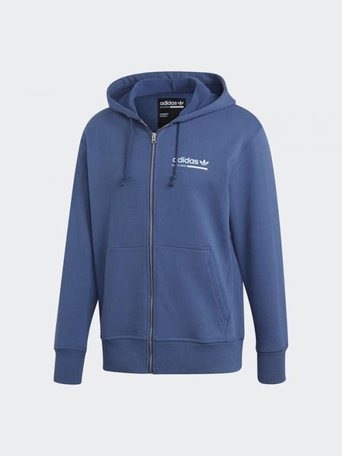 Олимпийка голубая Adidas 5066376