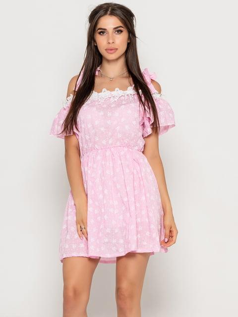 Платье розовое Magnet 5111491