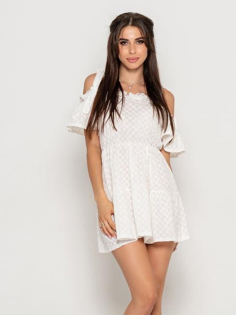 Платье белое Magnet 5111494