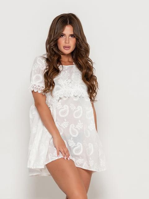 Платье белое Magnet 5111497