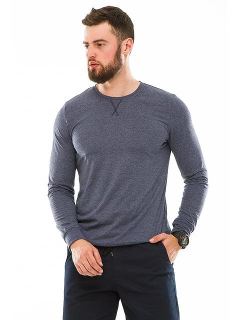Джемпер цвета джинс Exclusive. 5111545