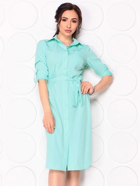 Сукня ментолового кольору Laura Bettini 5111574