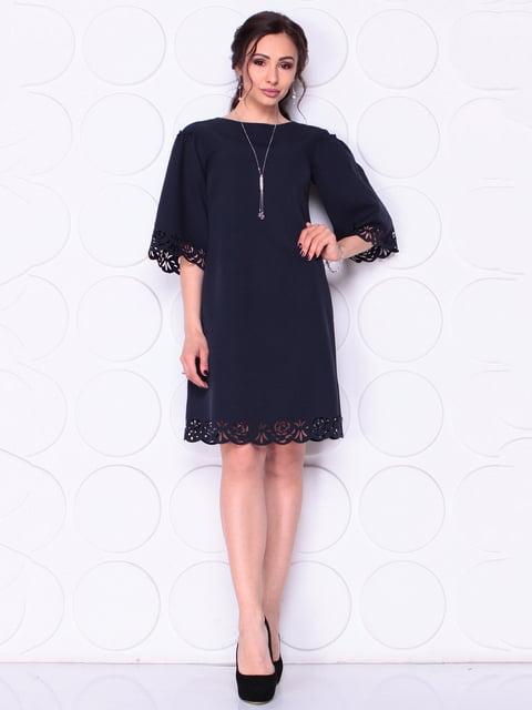 Сукня темно-синя Laura Bettini 5111591