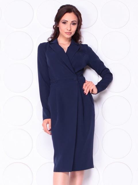 Платье темно-синее Laura Bettini 5111625