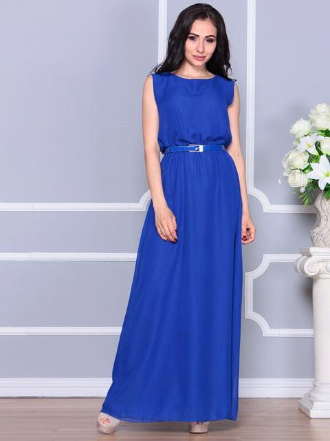 Сукня синя Laura Bettini 5111676
