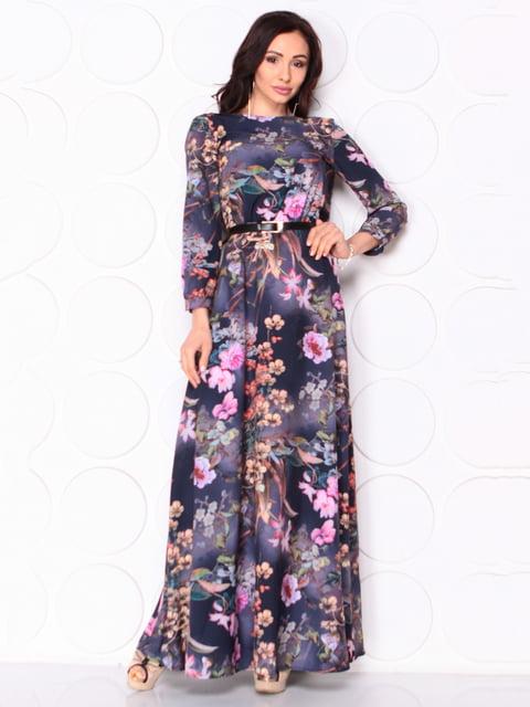 Сукня в принт Laura Bettini 5111686