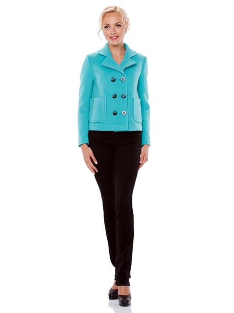 Куртка бирюзовая Lesya 4973632
