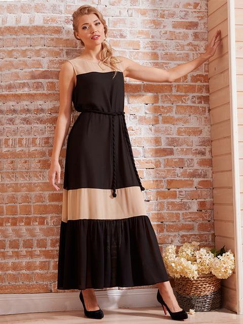 Сукня чорна Lesya 4973669