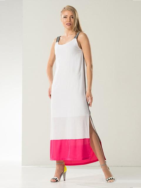 Сукня біла Lesya 4973675