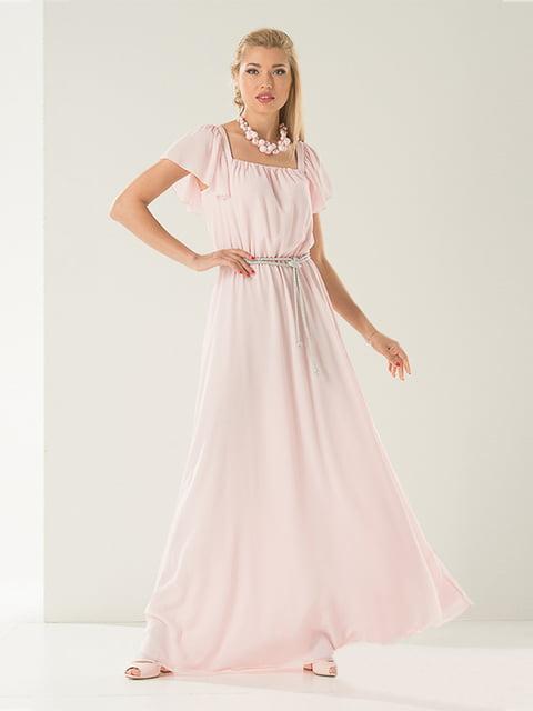 Платье розовое Lesya 4973690