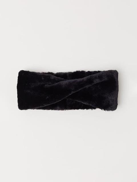 Чалма чорна H&M 5107613
