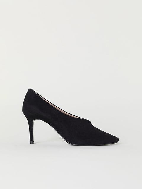 Туфли черные H&M 5107636