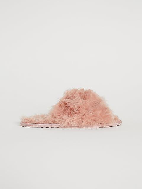 Тапочки розовые H&M 5107641