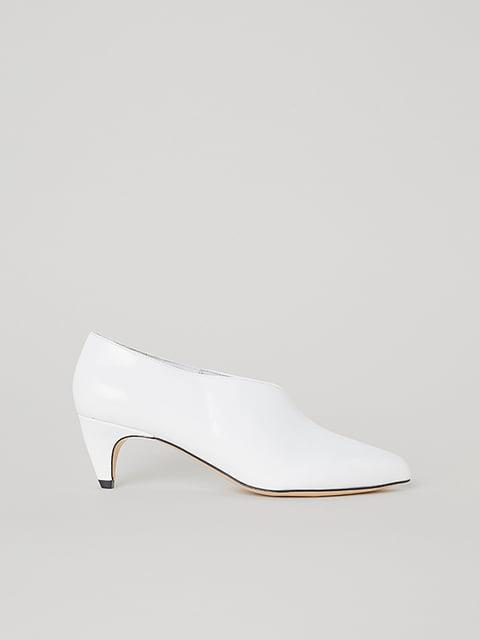 Туфли белые H&M 5107666