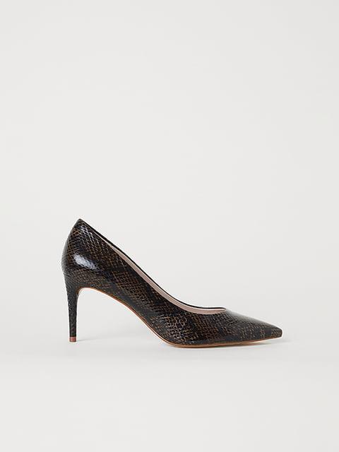 Туфли черные H&M 5107677
